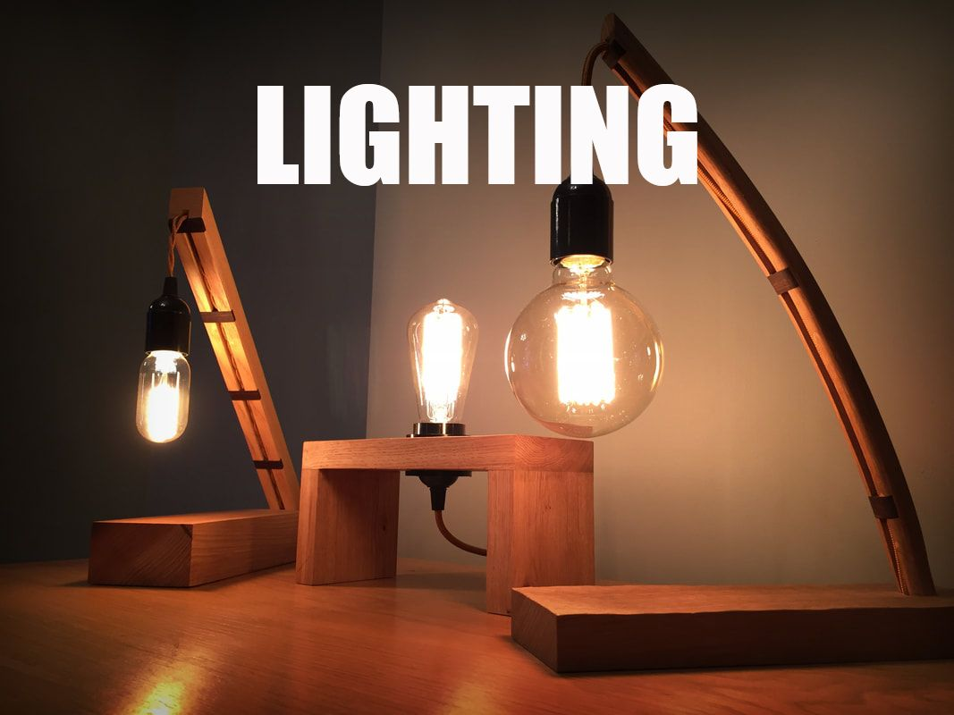 Designer Lamps ¦ The Lucent Crow - Designer Lighting and Furniture